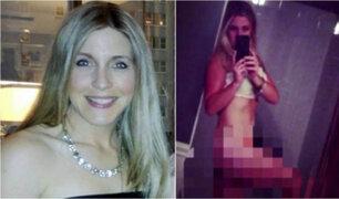 Cárcel para profesora que enviaba fotos desnuda a sus alumnos