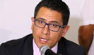 Procurador anticorrupción Amado Enco denunció a juez César San Martín