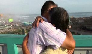 Volverte a ver: madre e hijo se reencuentran luego de 32 años