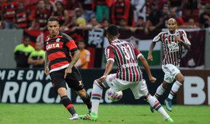 Fluminense venció 4- 2 a Flamengo en final de Copa Guanabara
