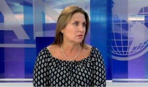 """Marisol Pérez Tello: """"Creo que se están cometiendo excesos en la Procuraduría"""""""