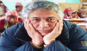 Fiscalía solicitó exhumación de restos de José Yactayo