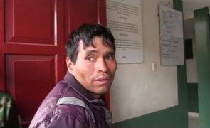 INDIGNANTE: sujeto violó a su hija de solo 2 años de edad en Huanta