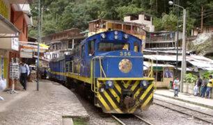 Cusco: turista salvadoreña fue atropellada por tren en Machu Picchu