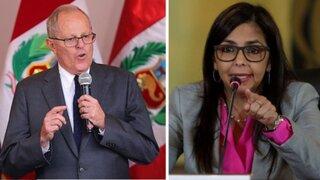 Perú envió nota de protesta a Venezuela tras insultos a presidente PPK
