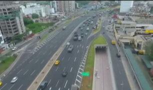 Túnel Benavides: marcha blanca será hasta próximo domingo