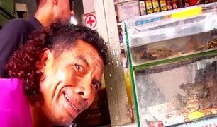 Cachay y 'Richiboy' fueron en búsqueda de las comidas más exóticas de Lima