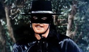 El Zorro: 10 actores que dieron vida al mítico y recordado personaje