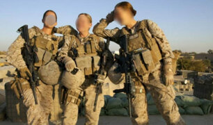 EEUU: marines subían a Facebook fotos de compañeras desnudas