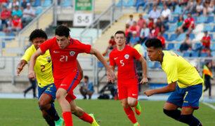 Chile ganó 1-0 a Venezuela en el hexagonal final del Sudamericano Sub 17