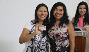 Migraciones entrega permisos temporales a madres extranjeras de niños peruanos