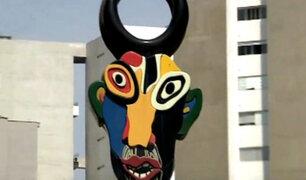 ¡Imperdible! Conoce los monumentos más extraños de Lima