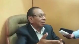 Arequipa: congresista Justiniano Apaza atropella a niño