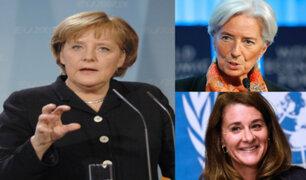 Día Internacional de la Mujer: poderosas e influyentes en el mundo