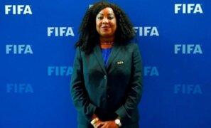 Fatma Samoura: primera mujer secretaria general de la FIFA