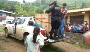 Cajamarca: rescatan del cautiverio a una osa de anteojos