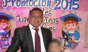 Familiares piden justicia para hombre asesinado en Carabayllo