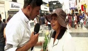 'Richiboy' sorprende a las mujeres en su día