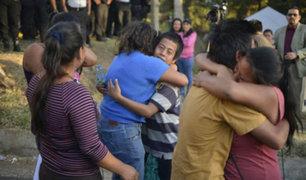Guatemala: se eleva a 30 el número de niñas fallecidas por incendio
