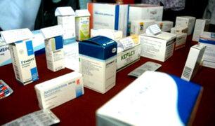 Denuncian que hospitales del país están sin medicinas