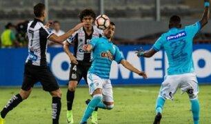 Sporting Cristal igualó 1-1 con Santos por la Copa Libertadores