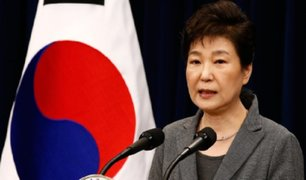 Destituyen a presidenta de Corea del Sur por escándalo de corrupción