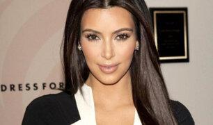 FOTOS: modelo Kim Kardashian debuta en el cine casi desnuda