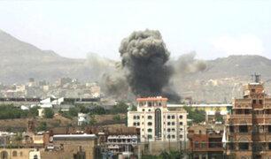 Al menos 17 muertos tras ataque aéreo en Yemen