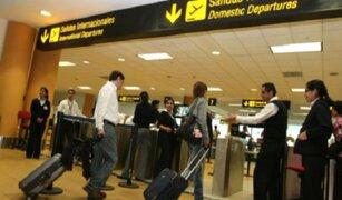 Pasajes aéreos bajarán en 20% este año