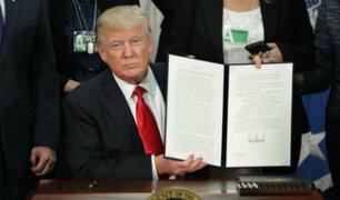 EEUU: Massachusetts y Oregón se unen en contra del veto migratorio