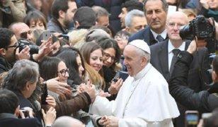 Papa Francisco visitará Colombia en setiembre