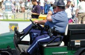 Preocupación por policías con obesidad en varios países de Latinoamérica