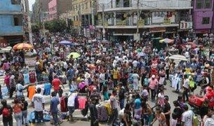 Continúa mafia en La Victoria: cupo municipal por la vía pública