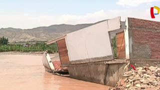 Cañete: emergencia en Mala por desborde de río
