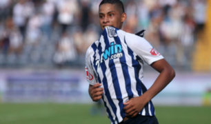 Alianza Lima: Kevin Quevedo y su 'póker' en goleada ante Aurich