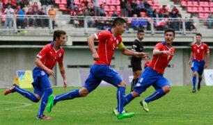 Chile cayó 2-0 ante Paraguay por el Sudamericano Sub 17