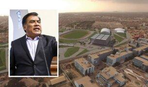 APRA propone suspender los Juegos Panamericanos 2019