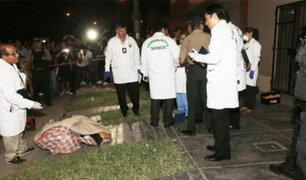 Restos de joven hallado muerto el pasado viernes fueron enterrados