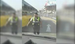 ¿Cómo debió ser la intervención a ambulancia que atendía emergencia en Independencia?