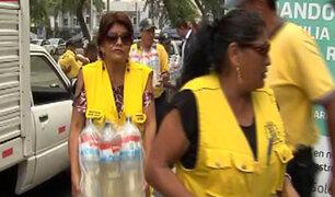 Juntos por Piura: la ayuda continúa llegando a La Esquina de la Televisión