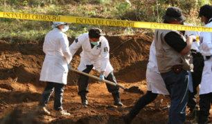 México: encuentran más de 250 cráneos en cementerio clandestino de narcos