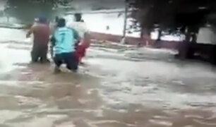 La Libertad: decenas de casas a punto de colapsar en Laredo