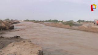 Cañete: crecida del río Chilca deja una persona muerta