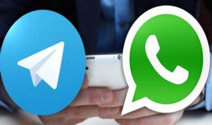Whatsapp y Telegram podrían ser 'hackeados' tras el envío de una imagen