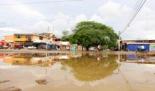 Fuertes lluvias provocan desbordes y destrucción en varias regiones del país