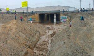 ALERTA: Nuevo huaico cae en Pampapacta en Punta Hermosa