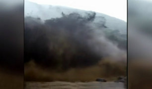 Otuzco: tres muertos y varios desaparecidos tras caída de huaico