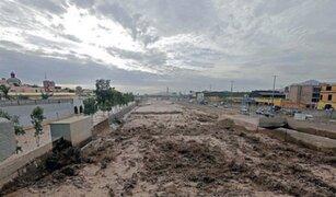 Río Rímac: Gobierno lanza alerta roja por caída de huaico en Santa Eulalia