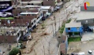 Dolor y tragedia: el feroz azote de El Niño costero
