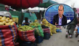 Presidente de Aspec cuestiona alza de precios en productos en medio de emergencia